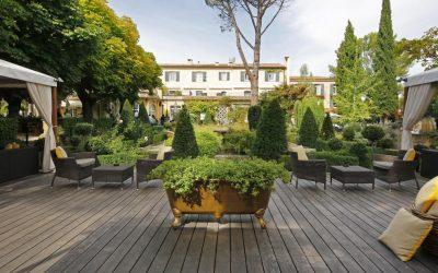 Hôtel le Pigonnet – Aix en Provence