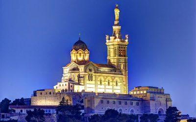 Visiter Notre Dame de la Garde – Marseille 2020