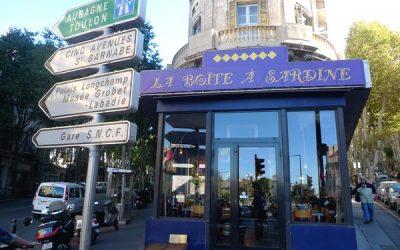 Restaurant La Boîte à Sardine