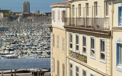 Hotel Carre Vieux Port – Marseille