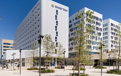 Le Golden Tulip Euromed – Marseille