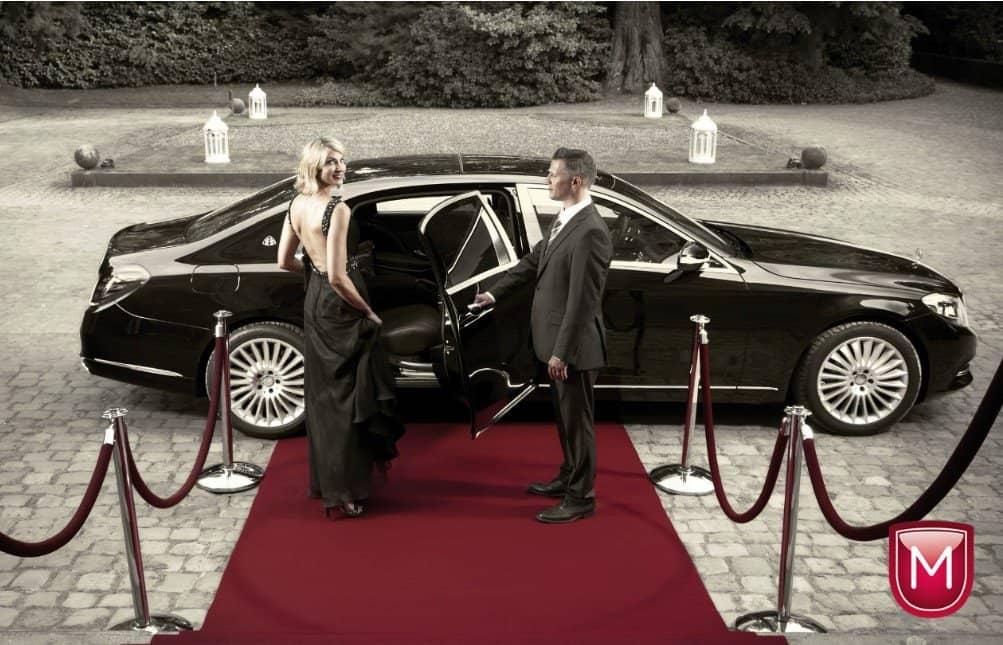 chauffeur privé pour mariage